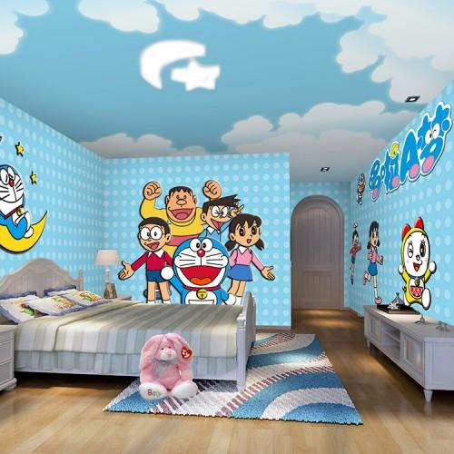 Desain Kamar Tidur Sederhana Serba Doraemon Terbaru 2020 ...